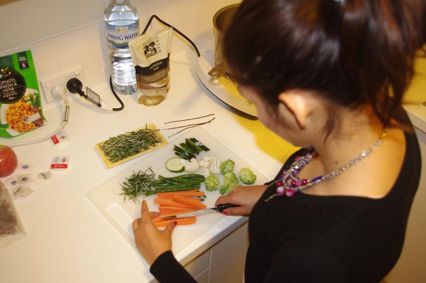 shilpa ahuja cooking style cuisine