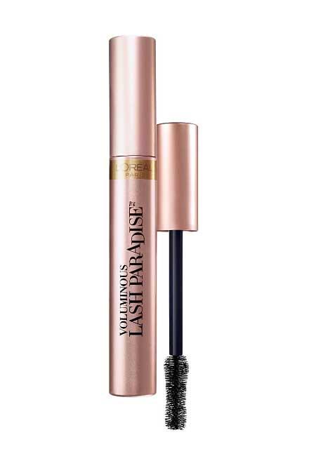 types-of-mascara-voluminous-Loreal-Paris-lash-paradise-makeup-tools