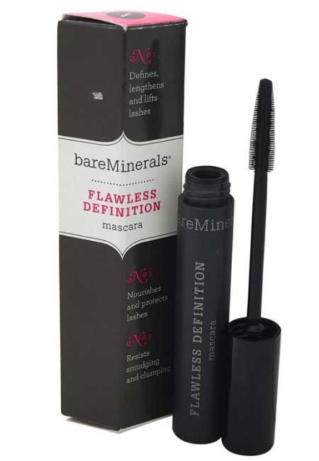 types-of-mascara-wands-Cone-bareMinerals-defined-lashes