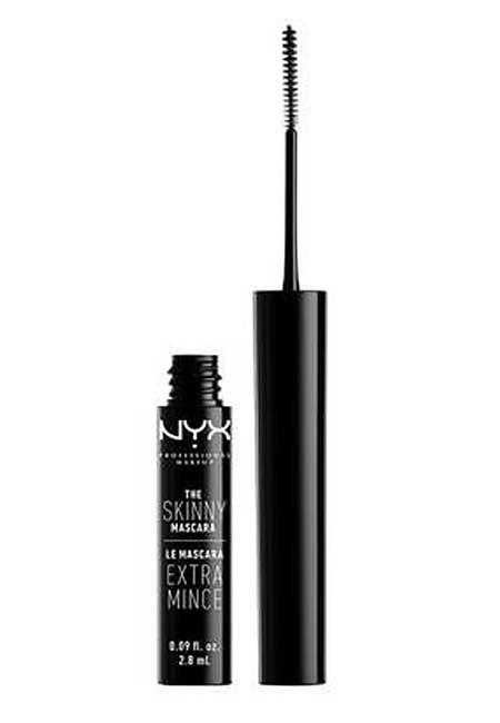 types-of-mascara-wands-Skinny-NYX-Cosmetics-eye-makeup