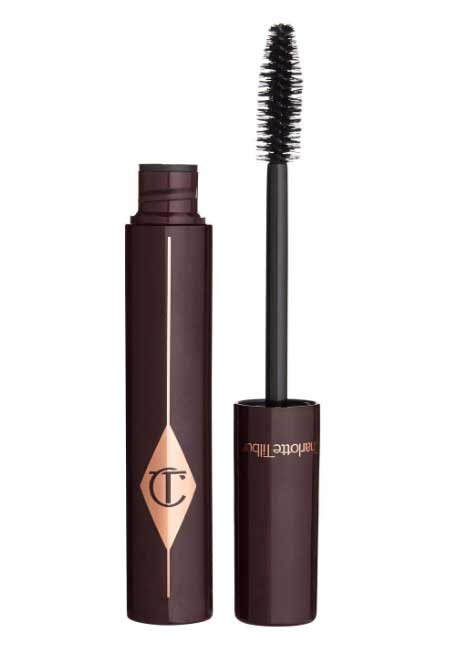 types-of-mascara-wands-Thick-Charlotte-Tilbury-makeup-look