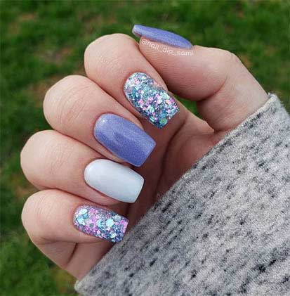 types of nail manicure_Dippowder