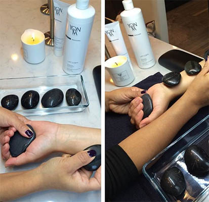 Types of Manicure_Hot Stone