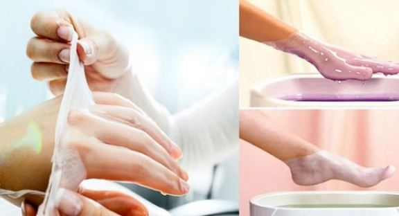 Types of Manicure_Paraffinwax