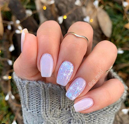 beautiful nails Types of Manicure_Gel