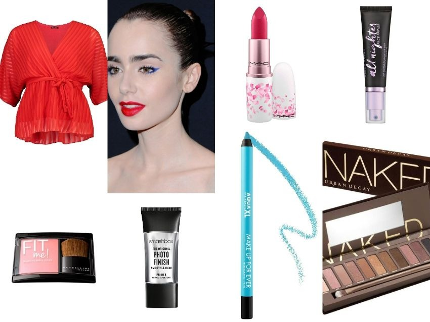 the latest dating outfits with makeup tips