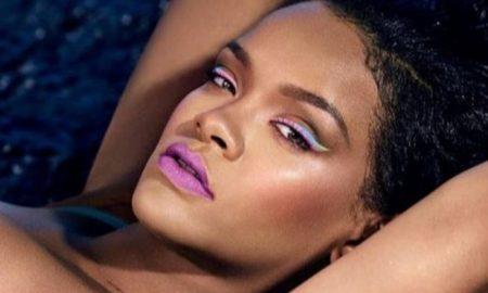 rihanna summer 2020 makeup trends celebrity