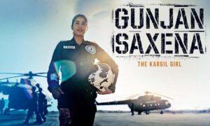 Gunjan saxena Movie review the kargill girl jhanavi kapoor pankaj tripathi2