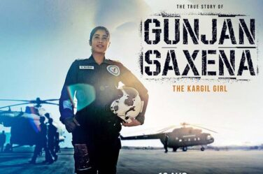 Gunjan saxena Movie review the kargill girl jhanavi kapoor pankaj tripathi2