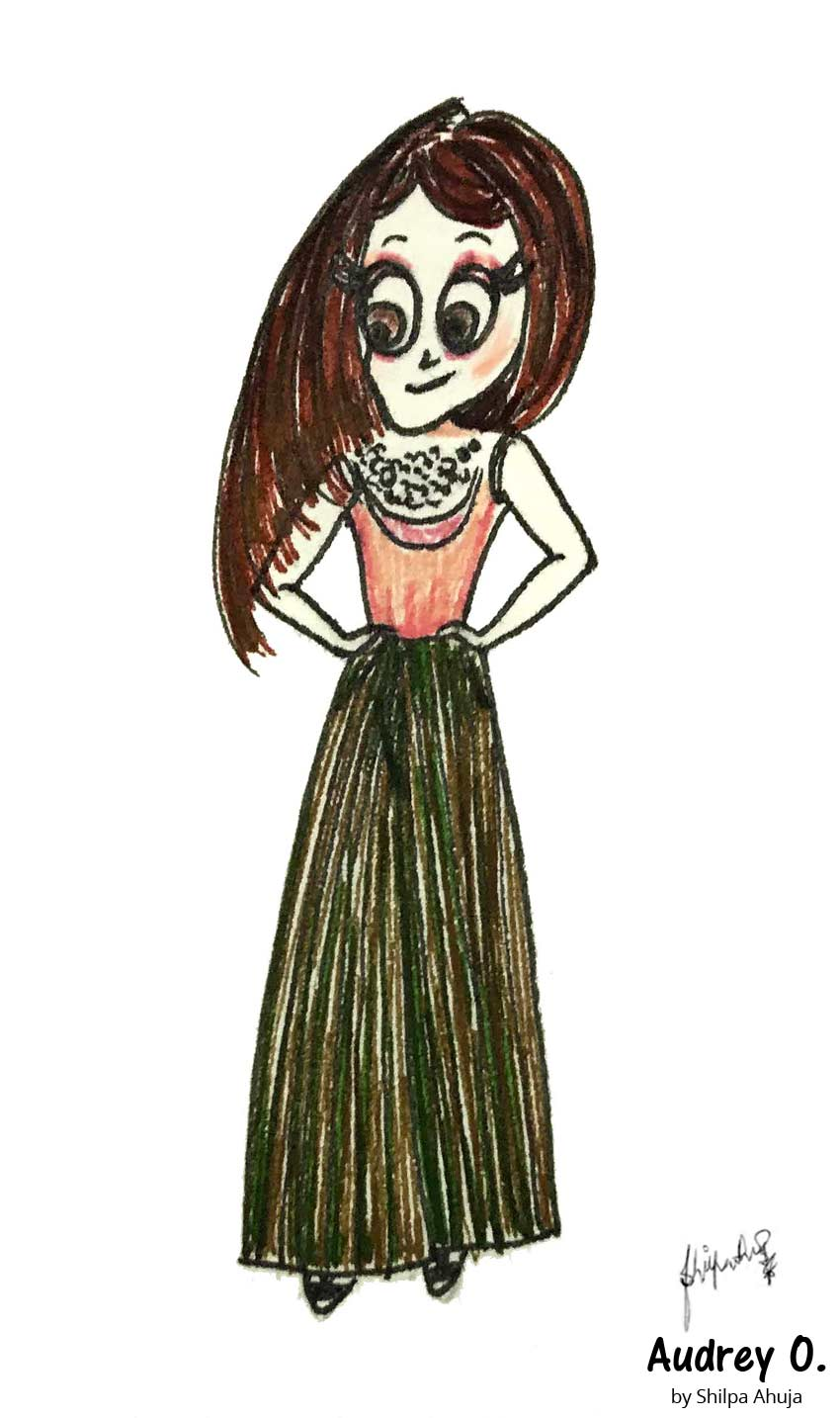 audrey-o-cartoon-girl-fashion-illustration-palazzo-style