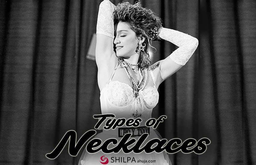 different types-of-necklaces-fashion names styles