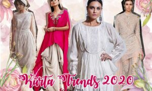 indian kurta trends 2020 stylish kurti designs