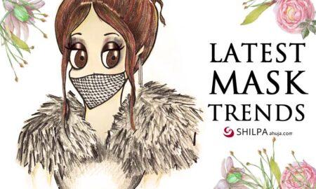 latest mask trends face stylish designs audrey-o-mask