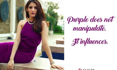 purple dress-quotes-for-instagram attitude