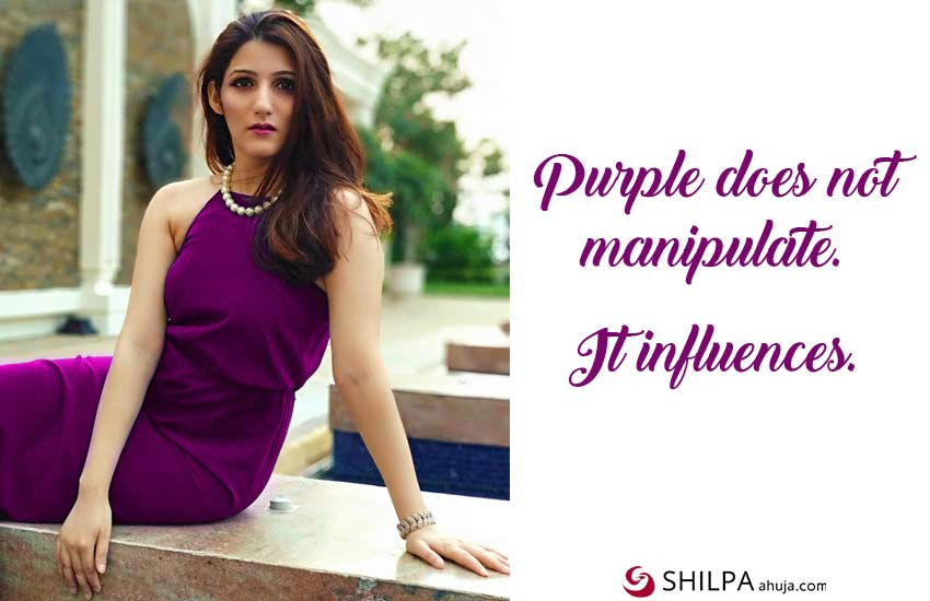 purple dress quotes attitude