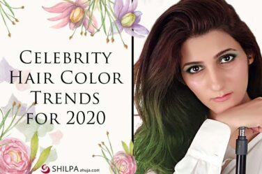 shilpa ahuja latest Celebrity Hair Color Trends 2020 ideas
