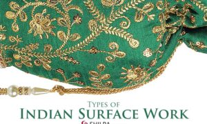 types of indian-surface-work-styles embroidery