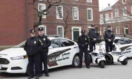 Harvard University Police Department hupd