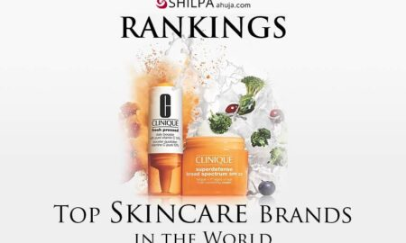 top-skincare-brands-worlds rankings skin care