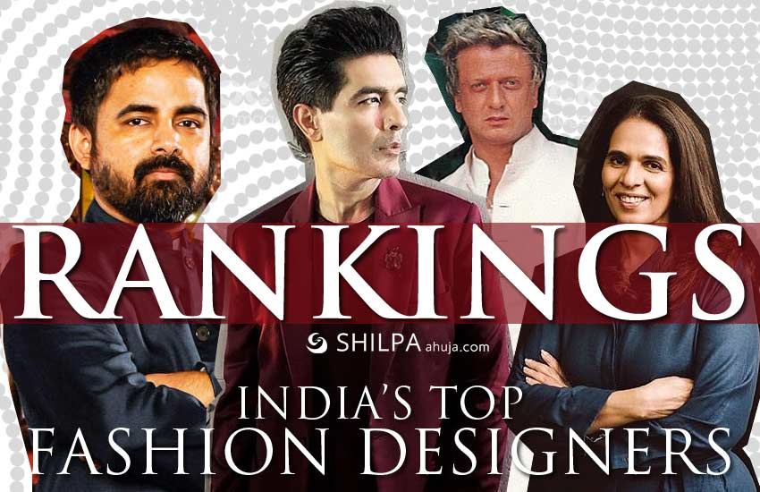 Top-Fashion-designers in-India-popular best rankings