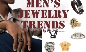 popular 2021 designs Latest Jewelry Trends for Men