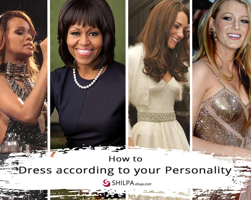 dress according to your personality traits types styles