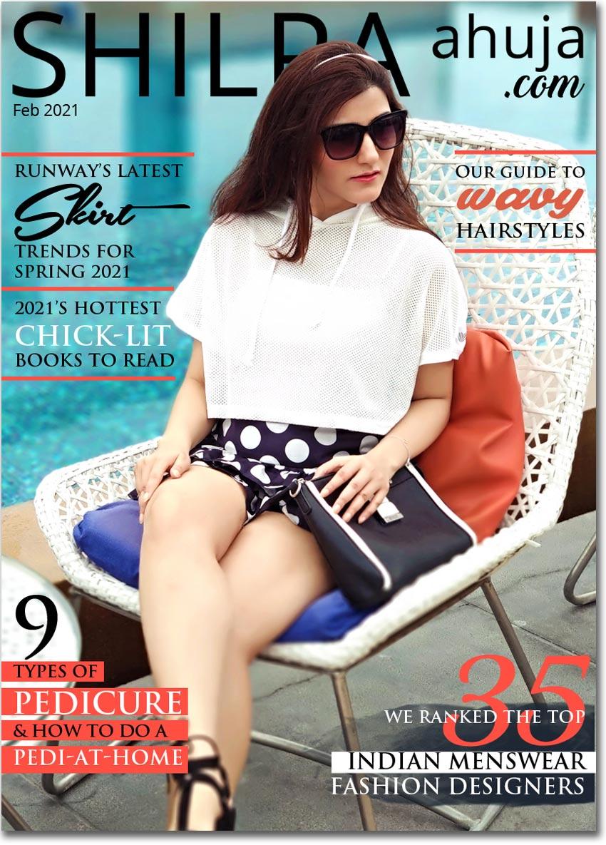 february 2021 feb-shilpa-ahuja-online-magazine-cover-fashion
