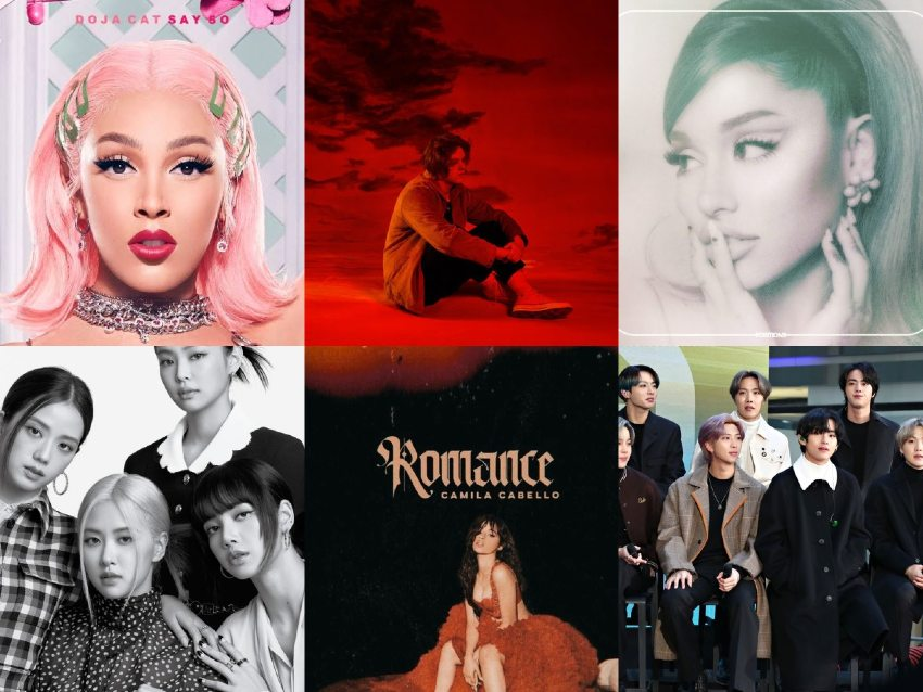 top-music-artists-and-their-top-hits