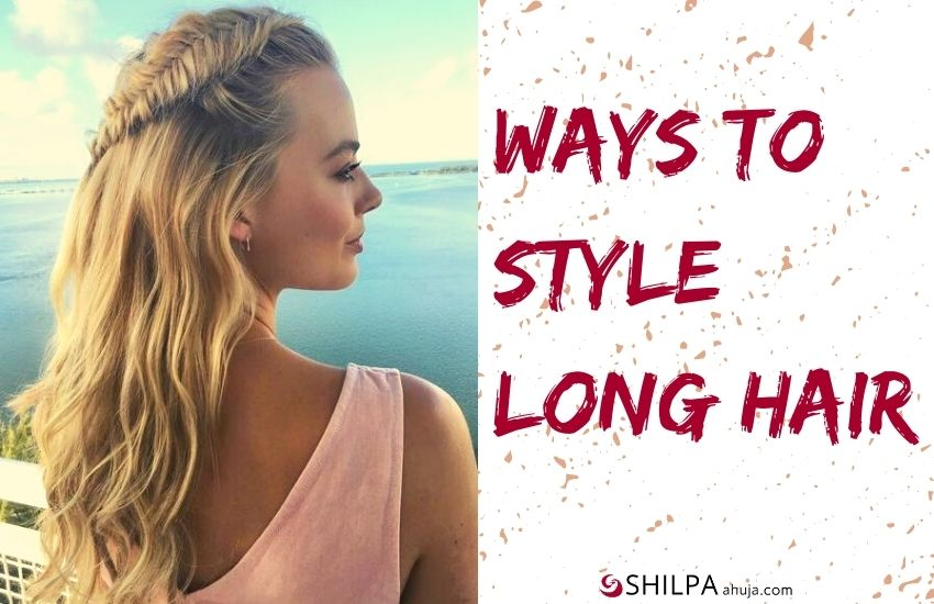 Ways to Style Long Hair-margot-robbie-hairstyles