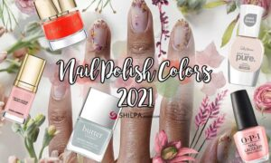 nail-color-trends-for-2021 latest nailpolish shades