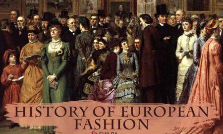History of European Fashion