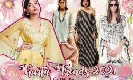 Kurta trends for 2021-top indian kurti designs