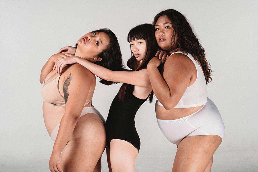 lingerie for your body type