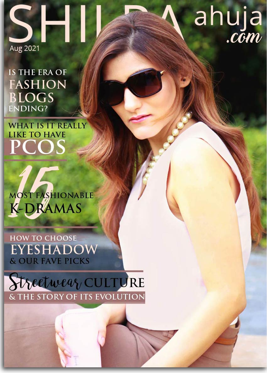 August 2021-shilpa-ahuja-online-fashion-magazine-cover-editorial-style