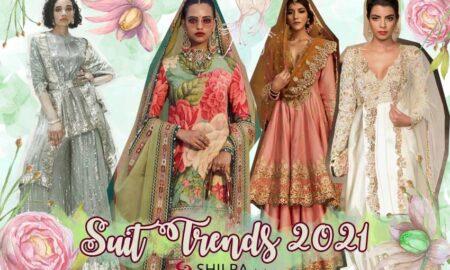 suit-trends-2021 womens punjabi indian ethnic ladies